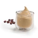 Gran crema al caffè - Nel granitore per crema al caffè