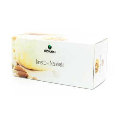 Panetto di mandorle siciliane (50%) latte di mandorle o granite Di Gel