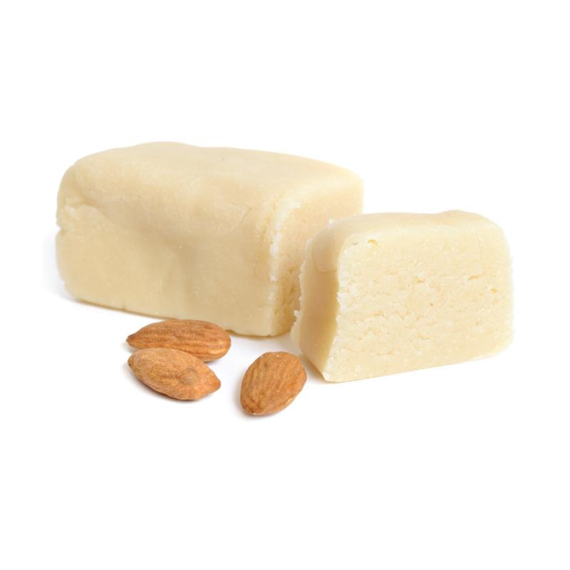 Persipane pasta di mandorle (23%) e mandorle dell'albicocca (23%) Di Gel