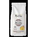 """Sacco da 1 Kg """"pizza sicula integrale"""" mix di farine di Tumminia integrale e Maiorca Tipo 1 Molino Paratore"""
